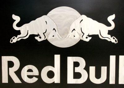 RedBull Black Ferry Bar Cart 7