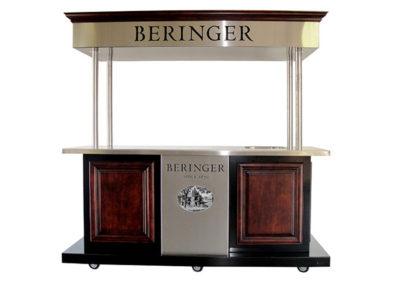 Beringer Wine Bar Cart 3