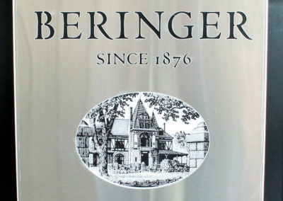 Beringer Wine Bar Cart 4