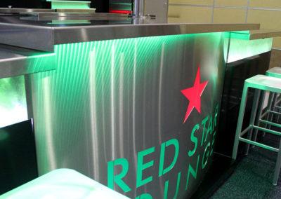 Heineken Red Star Lounge Kiosk 10