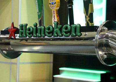 Heineken Red Star Lounge Kiosk 11