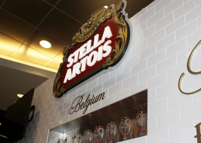 Stella Artois Kiosk 20