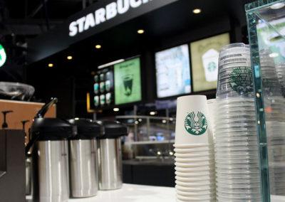 Starbucks Tradeshow Kiosk 11