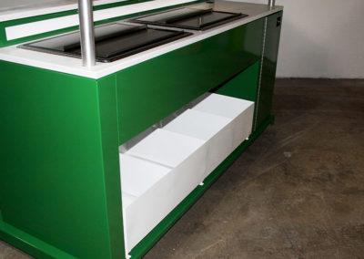 US Open Heineken Carts 10