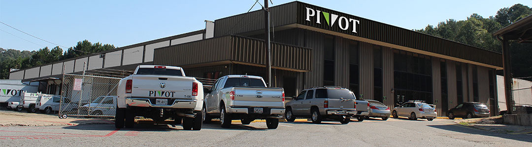 PIVOT purchases 120,000 sq ft facility in Canton Georgia