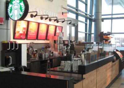 Starbucks Temporary Modular Stores