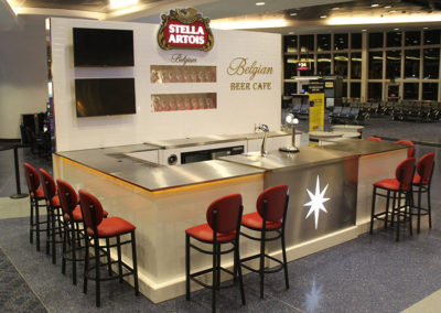 Stella Artois Kiosk