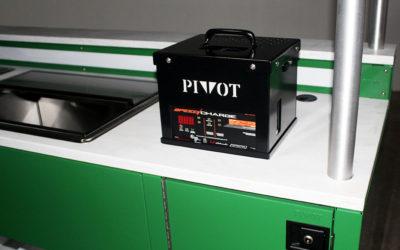 PIVOT launches the PIVOT Power Pack – Cordless Cart