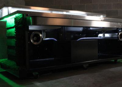Green Iguana Full Service Bar Cart 6