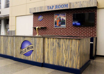 PIVOT Blue Moon Tap Room Kiosk 1